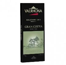 "Valrhona Chocolate - ""2013"" Estate Grown Dark Chocolate, ""Gran Couva Plantation"", 64% Cocoa, 75g/2.6oz."