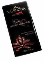 Valrhona Baking Chocolate Bars -250g / 8.82oz