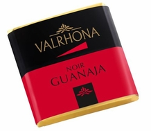 Valrhona French Chocolate - Bulk Squares Guanaja 70% Cocoa, 50ct/bag(Single)