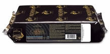 "Valrhona French Chocolate - ""Les Grands Crus"" Grand Cru Pur Caraibe BLOCK, 66 % Cocoa. 1kg/2.2lbs. Repackaged"