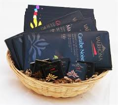 Valrhona Large Chocolate Gift Basket