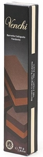 "Venchi Chocolate - ""Baretta Cubigusto Fondente"", Extra Dark Chocolate Bar, 42% Cocoa, 80g/2.82oz. (3 Pack)"