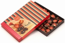 "Venchi Chocolate ""Cuba Rhum Gift Box"" - Extra Dark Chocolate Filled with Rhum Cream - Gluten Free - 400g/14.10oz"