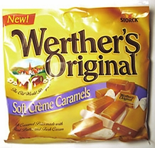 Werthers Original, Soft Cre'me Caramels (6 Pack)