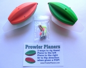 "<b>Two Pack of 3"" Prowler Planers</b>"