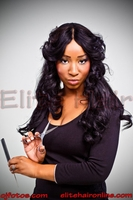 Brazilian Remy Sew-In / Invisible Part