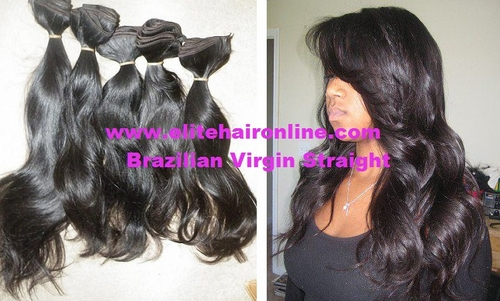 Brazilian Virgin Straight