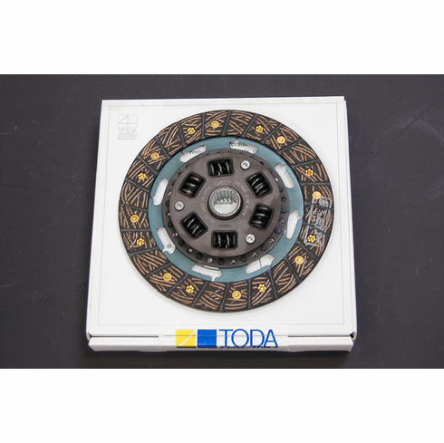 TODA Racing Clutch Disc - HONDA K20A Full Face Clutch Disc