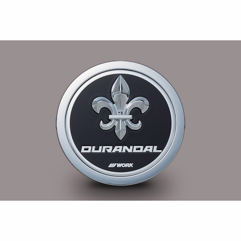 WORK Durandal Center Cap (Black)