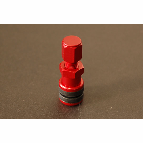 WORK Emotion Valve Stem (Red) V29R2