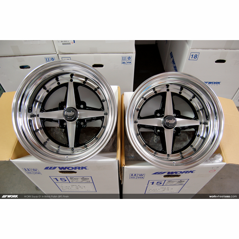 WORK Equip 01 (BP)<br>(2) 15x9.0 -28 / (2) 15x10.0 -28<br>4x114.3
