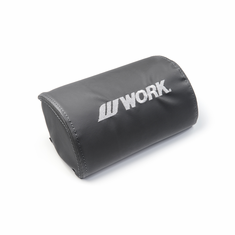 WORK Wheels Neck Pad (Gray)