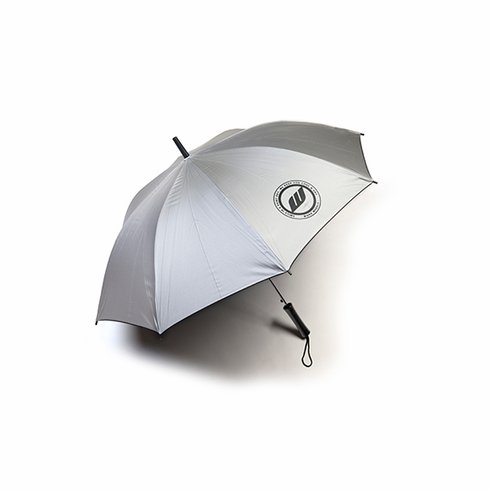 WORK Wheels Umbrella - Silver