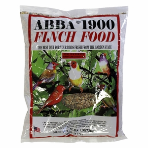 ABBA 1900 Finch Food
