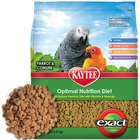 Exact Natural Optimal Nutrition Diet Parrot & Conure 4lb