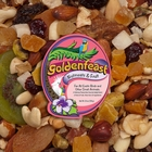 Goldenfeast Nutmeats & Fruit Blend 32lb