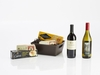The Wine & Cheese Basket