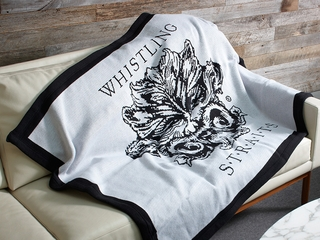 Whistling Straits Throw Blanket