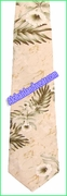 Hawaiian Necktie - 456Cream