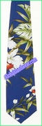Hawaiian Necktie - 465Navy