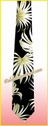 Hawaiian Necktie - 512Black