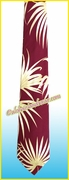 Hawaiian Necktie - 512Red