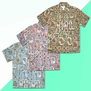 Island Design Inverted Hawaiian Shirt - 519