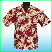 Island Leaf Hawaiian Shirt - 512