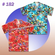Boy Hawaiian shirt - 182