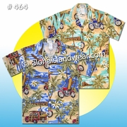 Boy Hawaiian Shirt - 464