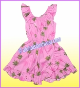 Girl Aloha Dress - 435PK