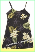 Girl Sun Dress- 413Black