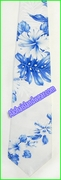Hawaiian Necktie - 4340White