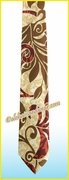 Hawaiian Necktie - 476Red