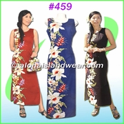 Hawaiian Paradise Dress - 459