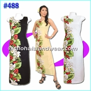 Hawaiian Paradise Dress - 488