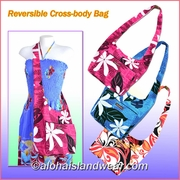 Reversible Cross-Body Shoulder Bag