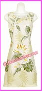 Hawaiian Tank Dress - 402White