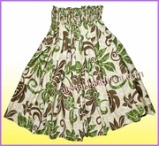 Hula Pa'u Skirt - 476Green