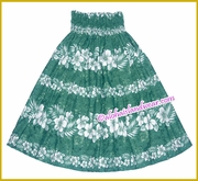 Hula Pa'u Skirt - 805Green