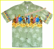 Island Beer Hawaiian Shirt