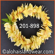 Kahili Ginger Headband - Yellow