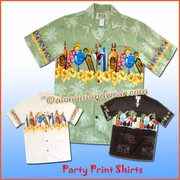Luau Party Shirts
