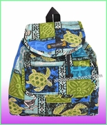 Medium Hawaiian Backpack - 701Blue