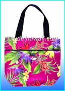Medium Reversible Tote Bag - 121Pink