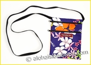 Mobile Phone Cross Body Travel Bag -905Purple