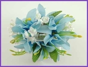 New Lily Hair Claw - Blue