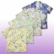 Rayon Women Hawaiian Shirt - 809