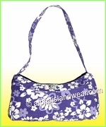 Small Aloha Purse - Purple
