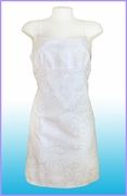 White Hawaiian sun dress - 50% Off